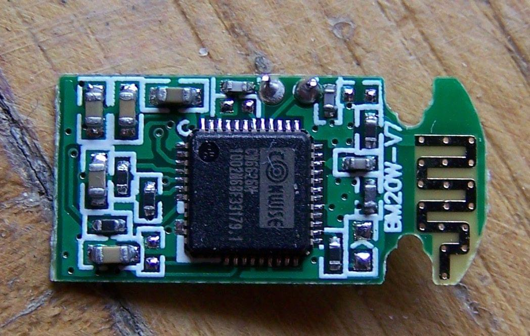 Problem z zasięgiem, moduł USB Bluetooth i klawiatura MT Coliber