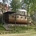 Restauracja Marina #BorneSulinowo #jeziora #łódka