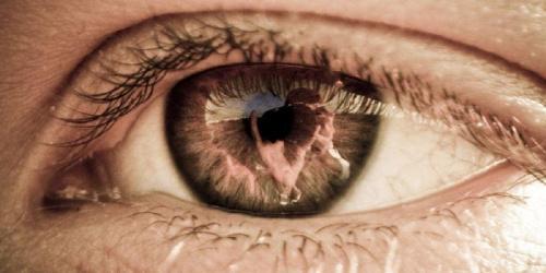 Oko proroka #oko #portret