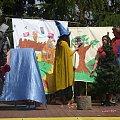 Foto: M. i H. Kaczmarek - Sokolniki Wielkie 2011; festyn rodzinny o nazwie -U św. Urszuli ;;; występ rodziców. #GminaKaźmierz #PowiatSzamotulski #religia #SokolnikiWielkie #wieś #świątynie #wiara #ParafiaKaźmierz #UrszulankiSJK #kaplice