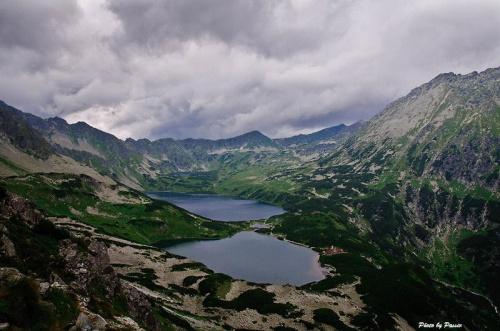 Dolina pięciu stawów #góry #tatry #krajobraz #passiv #nikon
